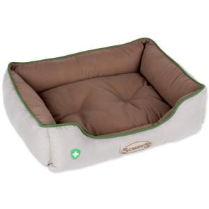 Pelech SCRUFFS Insect Shield Box Bed hnědý 50 x 40 cm 1ks
