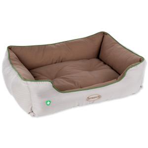 Pelech SCRUFFS Insect Shield Box Bed hnědý 75 x 60 cm 1ks