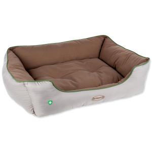 Pelech SCRUFFS Insect Shield Box Bed hnědý 90 x 70 cm 1ks