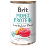 Konzerva BRIT Mono Protein Tuna & Sweet Potato 400g