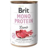 Konzerva BRIT Mono Protein Lamb 400g
