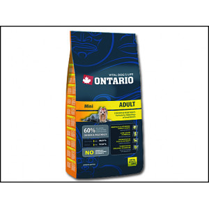 ONTARIO Dog Adult Mini 13kg