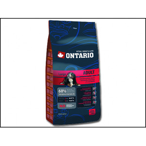 ONTARIO Dog Adult Large Breed 13kg