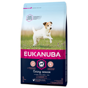 EUKANUBA Senior Small 3kg