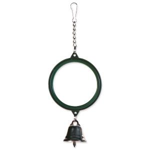 Hračka TRIXIE zrcátko se zvonečkem 5,5 cm 1ks