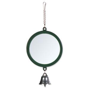 Hračka TRIXIE zrcátko se zvonečkem 7,5 cm 1ks
