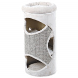 Odpočívadlo TRIXIE Gracia Cat Tower light grey 85 cm 1ks