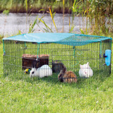 Ohrádka TRIXIE pro malá zvířata se síťkou 1ks