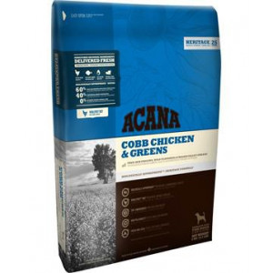 Acana Dog Cobb Chicken&Greens Heritage 17 kg