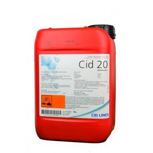Cid 20 sol 5 l dezinfekce stájí