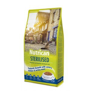 NutriCan Cat Sterilised 2 kg