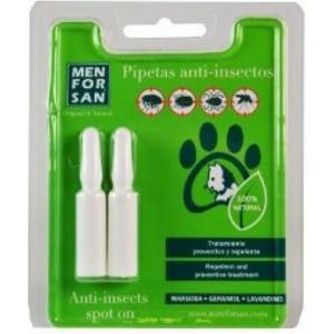Menforsan Spot on pipety pro kočky antipar 2x1,5 ml