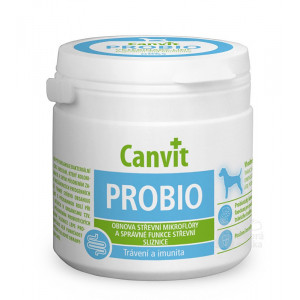 Canvit Probio pro psy 100 g plv.