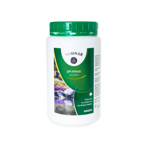 Vodnář pH Mínus jezírka 1,5 kg