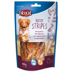 Pásky TRIXIE Dog Premio kachní 100g