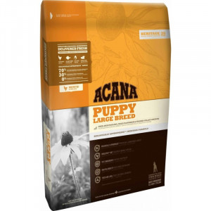 Acana Dog Puppy Large Breed Heritage 17 kg