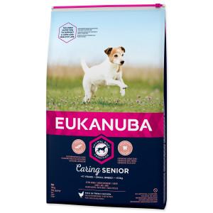 EUKANUBA Dog Senior Small Chicken 12kg