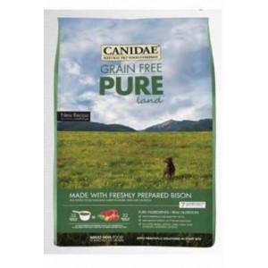 Canidae dog Land Adult - Bison 1,8 kg