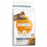 IAMS for Vitality Indoor Cat Food with Fresh Chicken 2kg
