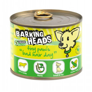 BARKING HEADS Tiny Paws Bad Hair Day konz. 200 g