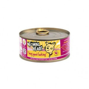 MEOWING HEADS Hey Good Looking konz. 100 g