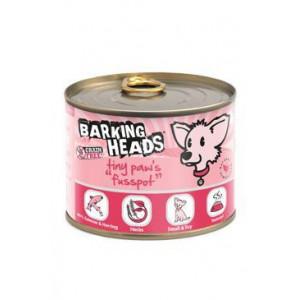 BARKING HEADS Tiny Paws Fusspot konz. 200 g