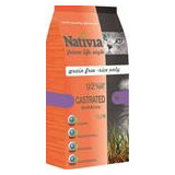 Nativia Cat Castrated 10 kg