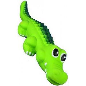 Hračka Pes Latex Aligátor Ali Alligator 35 cm Lill