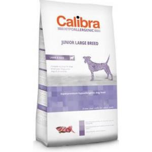 Calibra Dog HA Junior Large Breed Lamb 14 kg NEW + 3 Kg ZDARMA