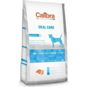 Calibra Dog EN Oral Care 2 kg NEW