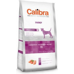 Calibra Dog EN Energy 12 kg NEW