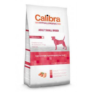 Calibra Dog HA Adult Small Breed Chicken 2 kg NEW