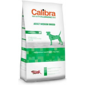 Calibra Dog HA Adult Medium Breed Lamb 14 kg NEW