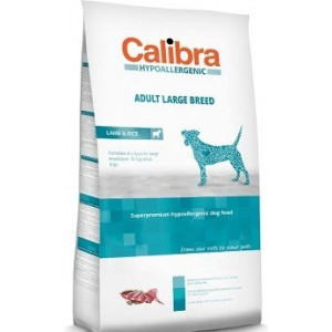 Calibra Dog HA Adult Large Breed Lamb 3 kg NEW