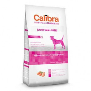 Calibra Dog HA Junior Small Breed Chicken 2 kg NEW