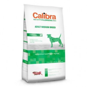 Calibra Dog HA Adult Medium Breed Lamb 3 kg NEW