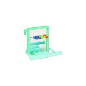 Hračka pták plast Zrcátko s bidýlkem Karlie 10 x 7 x 9 cm