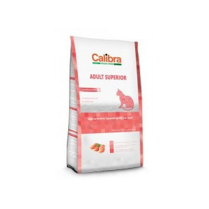 Calibra Cat GF Adult Superior Chicken&Salmon 2 kg NEW