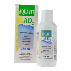 Aquavit AD2 sol 250 ml