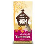 Supreme Tiny FARM Snack Gerbil Yummies pískomil 120 g
