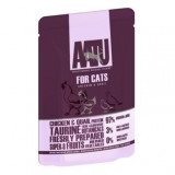 AATU Cat Chicken n Quail kaps. 85 g