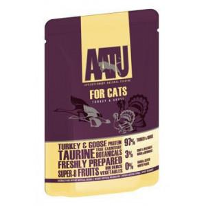 AATU Cat Turkey n Goose kaps. 85 g