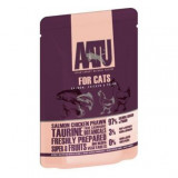 AATU Cat Salmon n Chicken n Prawn kaps. 85 g