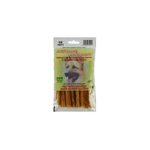 Pochoutka pes sušená Střívkové makarony 12 cm 8 ks