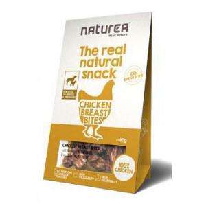 Naturea pamlsky Natural snack pes kuřecí prsní 80 g