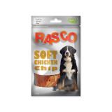 Pochoutka RASCO Dog plátky s kuřecím masem 80g