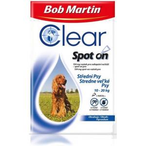 Bob Martin Clear spot on Dog M 134mg 1x1,34 ml pip.
