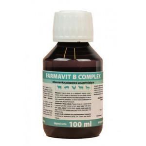 Farmavit B-komplex 100 ml tekutý