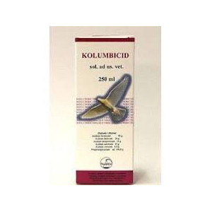 Kolumbicid sol 250 ml a.u.v.