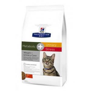 Hills Feline Dry Adult Metabolic+Urin. stres 4 kg
